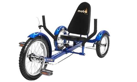 Kid Yamata Pink mobo triton tricycle 3 wheel child cruiser bike