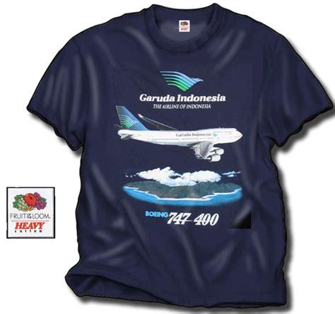 Polo Shirt Garuda 4 garuda 747 400 skyshirts