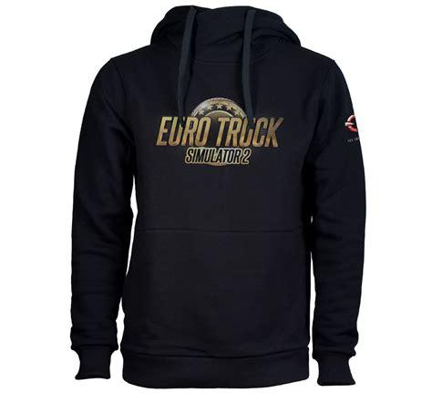 T Shirt Europe Truck Abu Abu truck simulator 2 hoodie black scs software