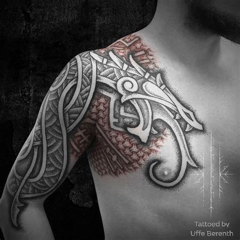 viking tattoo process 382 best images about celtic on pinterest wolves viking