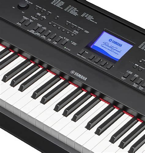 Keyboard Yamaha Dgx 660 yamaha dgx 660 2016 88 key digital piano black reverb