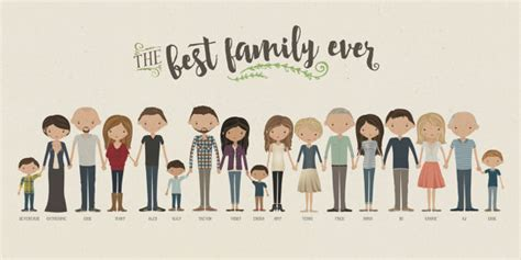 Best Family - you you re from a big family when unbelievab ly