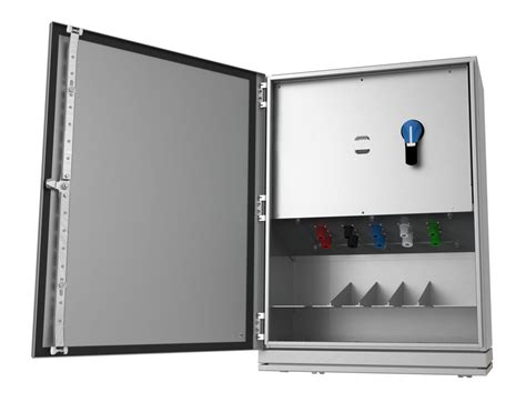 Vox Lug Cabinet electrical tap box generator station