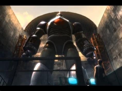 film giant on youtube godaizer giant robot vs monster animated short full