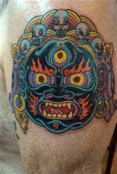mahakala tattoo mahakala pinterest tattoos and body art