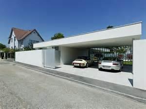 Modern Garage Design Cool And Sophisticated Street Modern Garage With Metallic