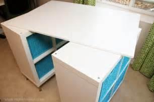 diy craft table scrapbooking