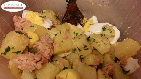 tonno cucinare insalata di patate con tonno cucinare it