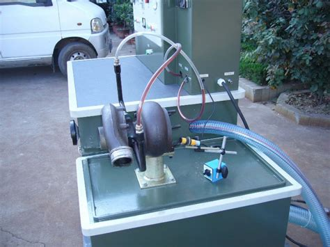 turbocharger test bench qzy 2 model turbocharger test bench test boost pressure