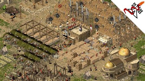 stronghold crusader hd  sneaky  rusher