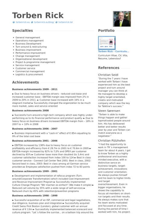 business development executive resume business development executive resume sles visualcv