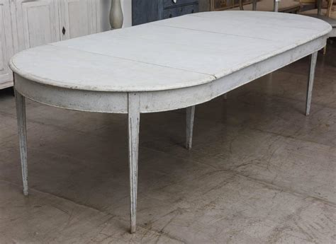 Antique Dining Room Tables With Leaves Antique Swedish Dining Table With Three Leaves At 1stdibs
