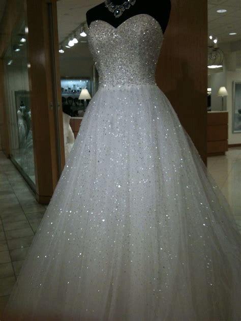 blinged  wedding dresses  wedding dresses