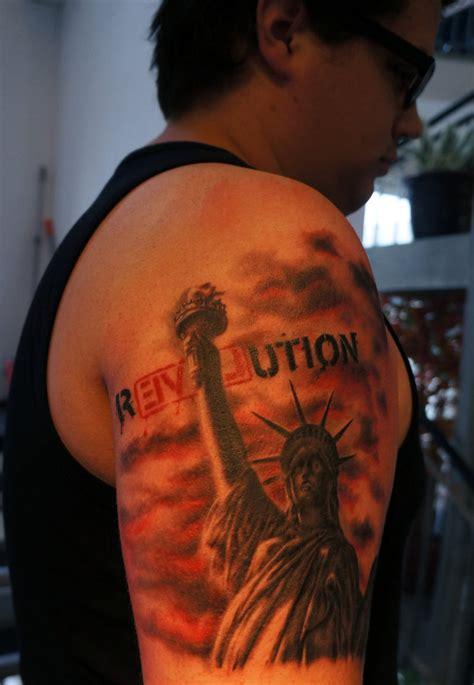 revolutionary war tattoo american revolutionary war tattoos www imgkid the