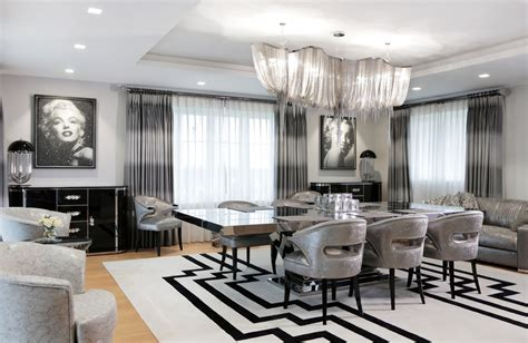 schoolhouse rock room rock roll chic expressed in a monochromatic palette malaysia s no 1 interior design