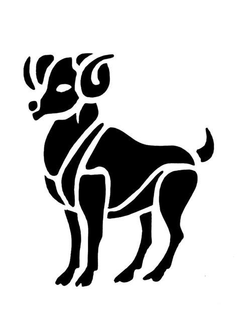 and black ink tribal aries zodiac design best 25 aries zodiac tattoos ideas on zodiac