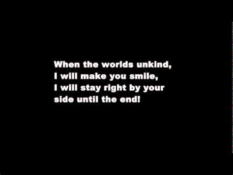 when the world is dash berlin feat jonathan mendelsohn world falls apart lyrics youtube