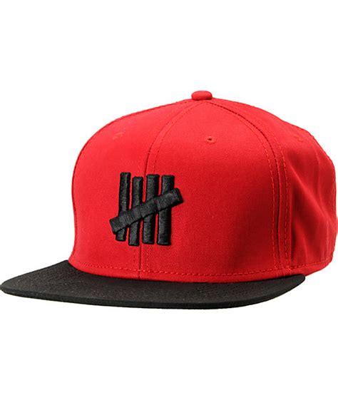 Topi Undefeated Snapback Undefeated undefeated five strike black snapback hat