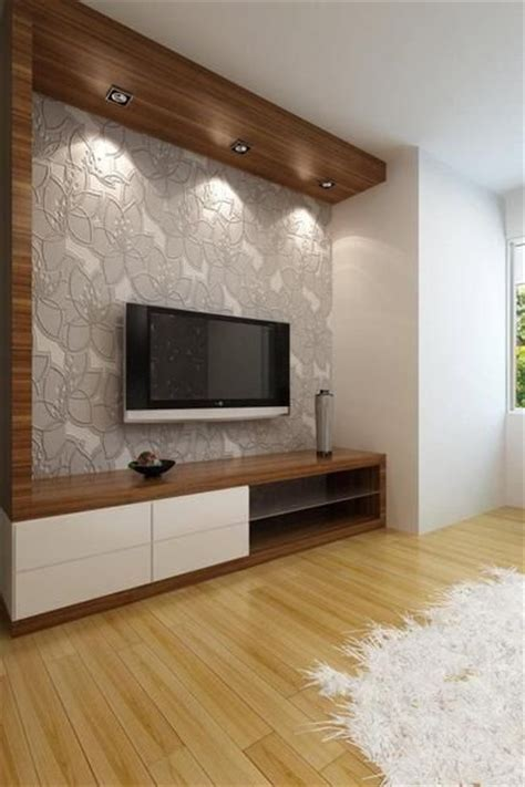 Living Room Led Tv Wall Unit Designs 25 Best Ideas About Tv Unit Design On Tv