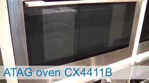 atag cx4411b video atag oven magnetron inbouw cx4411b de schouw