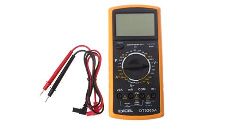 Multimeter Excel 14 04 excel dt9205a digital multimeter at fasttech worldwide free shipping