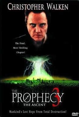 The Prophecy A Thriller the prophecy 3 the ascent