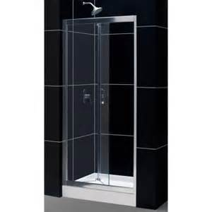 folding shower doors home depot dreamline butterfly 30 to 31 1 2 in x 72 in bi fold