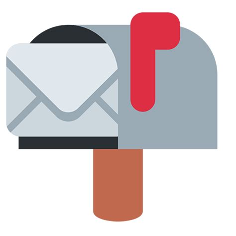 emoji pop film envelope mailbox list of twitter object emojis for use as facebook stickers