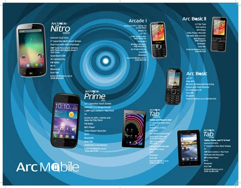 Themes Arc Mobile | arc mobile the new breed of pinoy mobile phones