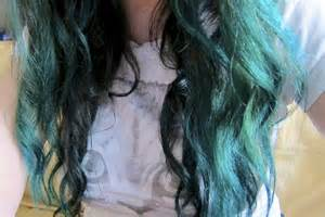 dyed hair get savvy a guide on how to dip dye pre dyed dark hair