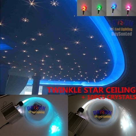 ceiling twinkle lights 2017 new rgbw led twinkle ceiling light kit with rf
