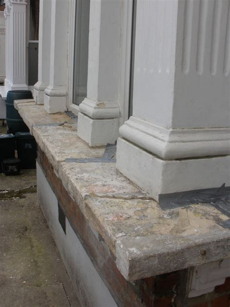 Bay Window Sill Replacement Repair Edwardian Bay Window Sill Restoration