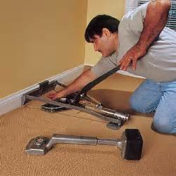 How To Install Carpet On Stairs Step By Step by Stretch The Carpet How To Install Carpeting This Old House