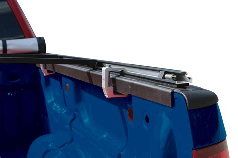 Rugged Liner Bed Liner Replacement by Rugged Liner 174 Ford F 150 2016 Vinyl Snap Tonneau Cover