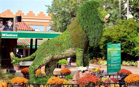 Bush Gardens Hours by Busch Gardens Opening Hours September Fasci Garden