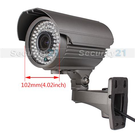 Cctv Outdoor Sony 700tvl sony ccd effio e dsp waterproof cctv outdoor ir 40m 2 8 12mm lens