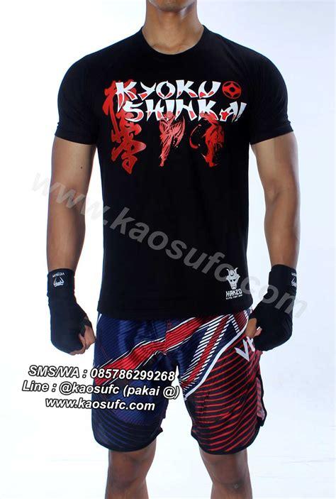Tshirt Kaos Karate jual kaos kyoku shinkai karate sms wa 085786299268