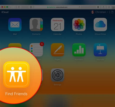Friends Search Find My Friends Web App Launches On Icloud