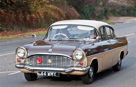 Vauxhall Dealers Brighton 1960s Vauxhall Cresta Pa Classic Cars On The To