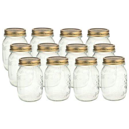 Quattro Stagioni Jar W Lid 1l bormioli quattro stagioni 5 ounce canning jar
