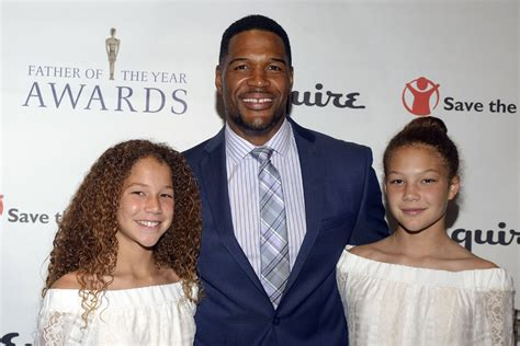 michael strahan daughter tanita michael strahan on the worst thing he s ever done as a