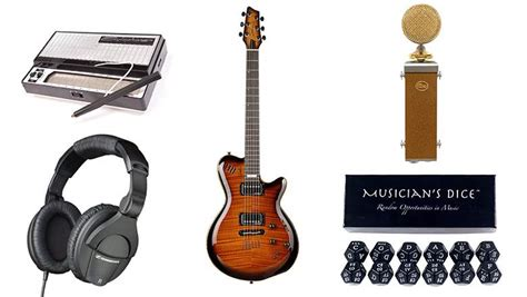 top 25 best gifts for musicians 2018 heavy com