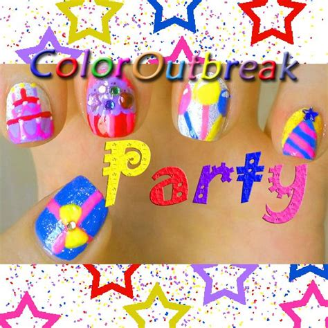 17 best images about nails birthday on birthday nail birthdays and coral cupcakes 17 best images about happy birthday nail tutorials gallery by nded on