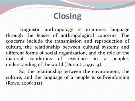 Linguistic Anthropology Essay Topics by Related Keywords Suggestions For Linguistic Anthropologists