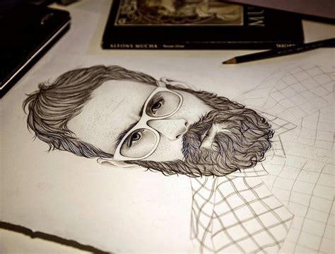 Mercedes Debellard zeichnungen mercedes debellard