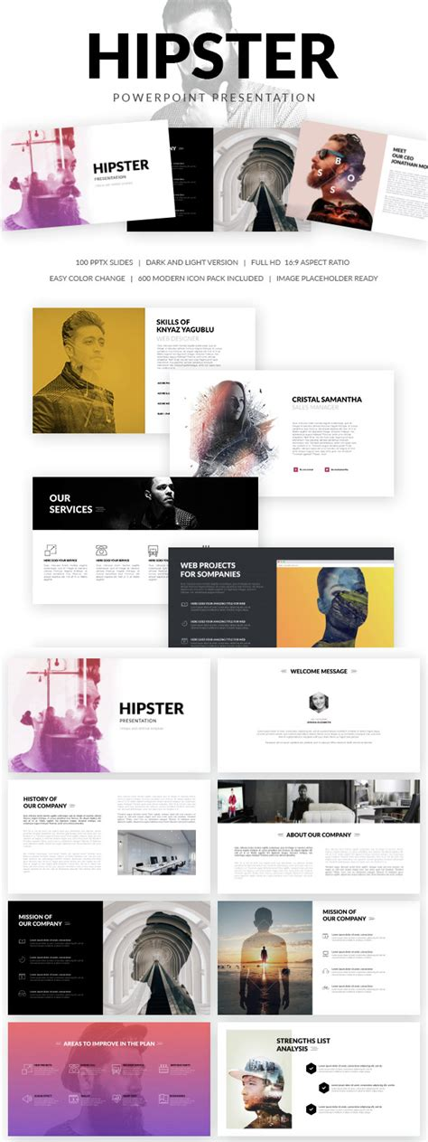 20 Ppt Templates For Simple Modern Powerpoint Presentations Modern Slides Template