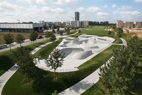 park design management hamburg 스포츠 파크 wes landscape architecture the sports park