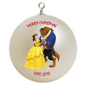 beauty and the beast personalized ornament ad 2508067