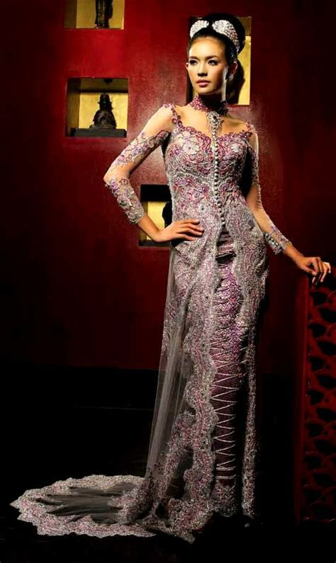 Kebaya Nw 32 1 17 best images about fashion on