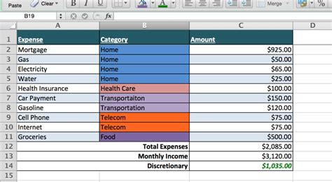 Manage My Bills Spreadsheet by Manage Bills Spreadsheet Madrat Co